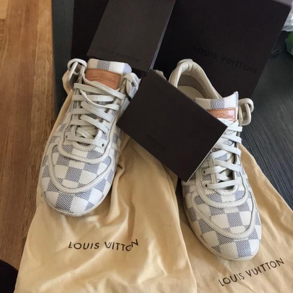 9e263f2c38d Louis Vuitton sneakers